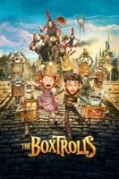 The Boxtrolls movie poster (2014) picture MOV_hemtu7mv