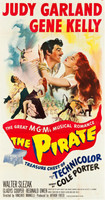 The Pirate movie poster (1948) picture MOV_adb76168