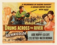Drums Across the River movie poster (1954) picture MOV_hxdg0ps4