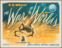 The War of the Worlds movie poster (1953) picture MOV_hypiueso