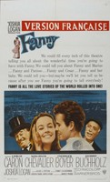 Fanny movie poster (1961) picture MOV_ihp4jhc9