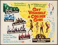 Get Yourself a College Girl movie poster (1964) picture MOV_iligtmn2