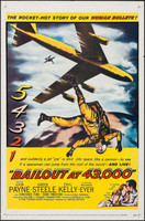 Bailout at 43,000 movie poster (1957) picture MOV_is8vlls0