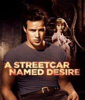 A Streetcar Named Desire movie poster (1951) picture MOV_9b35593e