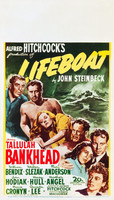 Lifeboat movie poster (1944) picture MOV_iujccqbs