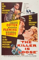 The Killer Is Loose movie poster (1956) picture MOV_j0lt0fkl