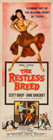 The Restless Breed movie poster (1957) picture MOV_j242y5mo