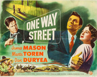 One Way Street movie poster (1950) picture MOV_j9kl9vvx