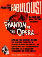 The Phantom of the Opera movie poster (1962) picture MOV_jkiv1fa8