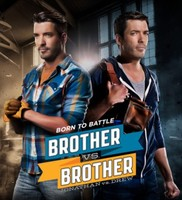Brother vs. Brother movie poster (2013) picture MOV_jl8tqv90
