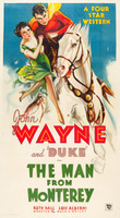 The Man from Monterey movie poster (1933) picture MOV_jo74pbzq