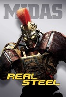 Real Steel movie poster (2011) picture MOV_jxwvxqrl