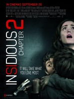 Insidious: Chapter 2 movie poster (2013) picture MOV_0b94243d