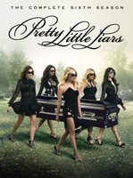 Pretty Little Liars movie poster (2010) picture MOV_kdjpgyce