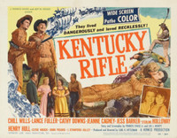 Kentucky Rifle movie poster (1956) picture MOV_kw1dhzhl