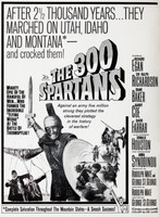 The 300 Spartans movie poster (1962) picture MOV_l0vny5oq