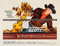 Westbound movie poster (1959) picture MOV_l6ckzkcy