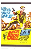 Back Door to Hell movie poster (1964) picture MOV_ljrs2jge