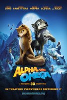 Alpha and Omega movie poster (2010) picture MOV_ce13399e