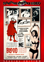 Color Me Blood Red movie poster (1965) picture MOV_lootaohu