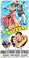 I Love Melvin movie poster (1953) picture MOV_lrtlz7ge