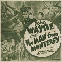 The Man from Monterey movie poster (1933) picture MOV_lvoi7piy