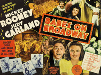 Babes on Broadway movie poster (1941) picture MOV_m9zxhrcu