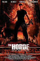 The Horde movie poster (2016) picture MOV_mbi9u90t