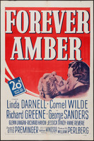 Forever Amber movie poster (1947) picture MOV_meq10aue