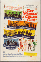Get Yourself a College Girl movie poster (1964) picture MOV_metcdk9u