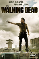 The Walking Dead movie poster (2010) picture MOV_mhptxvln