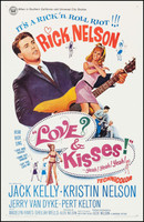 Love and Kisses movie poster (1965) picture MOV_mibggj3q