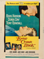 Lover Come Back movie poster (1961) picture MOV_mkqax1bj