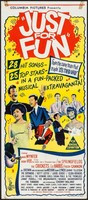 Just for Fun movie poster (1963) picture MOV_momsep3h
