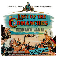 Last of the Comanches movie poster (1953) picture MOV_mtmyeqcb