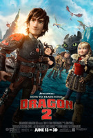 How to Train Your Dragon 2 movie poster (2014) picture MOV_mv8mt6uv