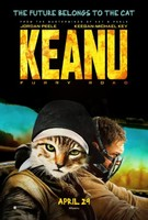 Keanu movie poster (2016) picture MOV_n0crzmzz