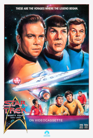 Star Trek movie poster (1966) Poster. Buy Star Trek movie poster (1966)  Posters at IcePoster.com - MOV_n7avczed
