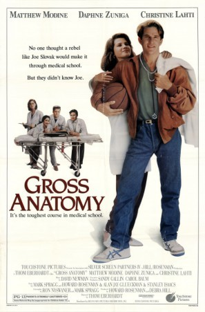 Gross Anatomy movie poster (1989) poster MOV_neygjqqu