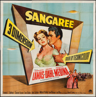 Sangaree movie poster (1953) picture MOV_niprbzob