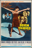 Seven Thieves movie poster (1960) picture MOV_o0ua3ezy