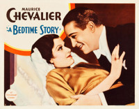 A Bedtime Story movie poster (1933) picture MOV_obvfk7hh