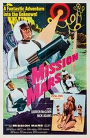 Mission Mars movie poster (1968) picture MOV_octoywxd