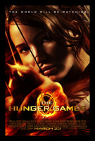 The Hunger Games movie poster (2012) picture MOV_6c2fd269