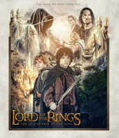 The Lord of the Rings: The Fellowship of the Ring movie poster (2001) picture MOV_olbfmfwh