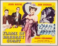 Flame of Barbary Coast movie poster (1945) picture MOV_ome0fq8e