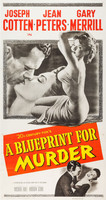 A Blueprint for Murder movie poster (1953) picture MOV_oqg1juzo