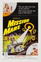 Mission Mars movie poster (1968) picture MOV_oxaulqyu