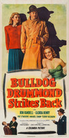 Bulldog Drummond Strikes Back movie poster (1947) picture MOV_p13yk5ul