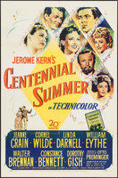 Centennial Summer movie poster (1946) picture MOV_p4vlxf5e